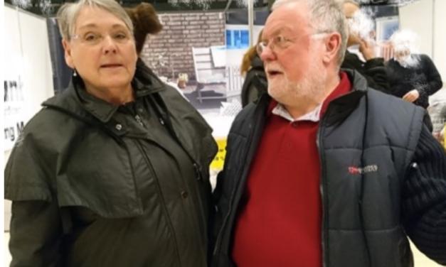 Ægtepar på rundtur med omsorg på afstand (artikel og video)